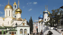 Golden Ring and Trinity Lavra Private Day Trip from Moscow, Moscow, Private Day Trips