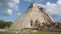 Private Tour to Uxmal and cenote with hacienda Yaxcopoil, Merida, Private Sightseeing Tours