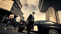 Dresden Airport Transfer to City Center Hotel Round Trip Including Flight Tracking, Dresden, ...
