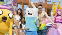 1-Day Group Pass: Cartoon Network Amazone in Pattaya with Transport and Cabana, Pattaya