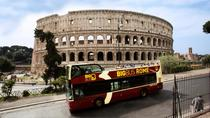 Big Bus Hop-on-Hop-off-Tour durch Rom, Rome, Hop-on Hop-off Tours