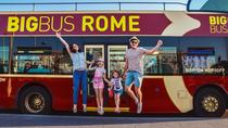 Rome Hop-On Hop-Off Bus tour and Return Transfer from Civitavecchia Port, Rome, Ports of Call Tours