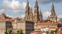 Santiago de Compostela & Valença Fortress Tour - Full Day from Braga & Guimarães, Santiago de...