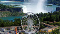Niagara Falls Small-Group Day Tour, Toronto, Helicopter Tours