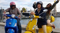 Private Paris Guided Vespa Tour, Paris, Vespa, Scooter & Moped Tours