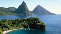 Climbing the Pitons Tour, St Lucia, Hiking & Camping