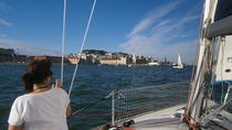2-Hour Sailing Boat Trip in Lisbon, Lisbon, Private Sightseeing Tours