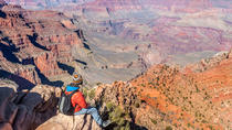 Bustrip naar de Grand Canyon South Rim met optionele upgrades, Las Vegas