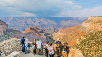 Bustrip naar de Grand Canyon South Rim met optionele upgrades, Las Vegas, Dagtrips