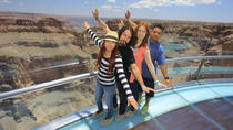 Excursão diurna de Las Vegas para o Grand Canyon West Rim e a represa Hoover com Skywalk ...