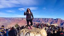 Grand Canyon South Rim Deluxe Tour from Las Vegas, Las Vegas, Air Tours