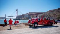 San Francisco Fire Engine Tour, San Francisco, Kid Friendly Tours & Activities