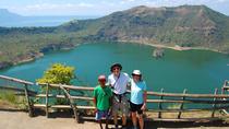 Taal Volcano Bike and Hike from Manila