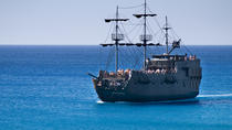 Black Pearl Piratenschiff aus Protaras Hotels, Ayia Napa, Day Cruises