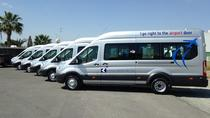 Shared shuttle transfer from Paphos Airport to Hotels, Paphos, Airport & Ground Transfers