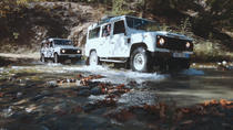 Surf and Turf Full Day Land Rover Boat Combination Tour from Paphos, Paphos, Day Trips