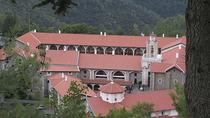 The Heart of Troodos Mountains Kykkos Monastery from Paphos, Paphos, Day Trips
