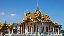 01. Tag - Phnom Penh, Silberpagode, S-21 und Killing Fields, Phnom Penh, Full-day Tours