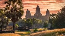 5D4N- Angkor Wat to Silver Pagoda in Phnom Penh, S-21 and Killing Fields, Siem Reap, Multi-day Tours