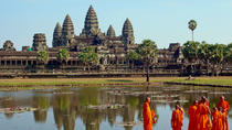 Angkor Wat Private Full Day Tour from Siem Reap, Siem Reap, Full-day Tours