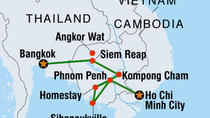 Cambodia basic 12 days (from Bangkok to Saigon), Bangkok, Multi-day Tours