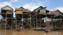Floating Villages, Tonle Sap Lake and Mangrove Forest from Siem Reap, Siem Reap, Day Cruises
