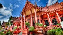 Full-day Private Phnom Penh National Museum and Royal Palace Tour, Phnom Penh, City Tours