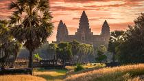 Siem Reap and Phnom Penh Highlights in 5 days from Angkor Wat, Siem Reap, Half-day Tours