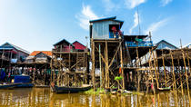 Tonle Sap Lake and Kampong Phluk Private Half Day tour from Siem Reap, Siem Reap, Day Cruises