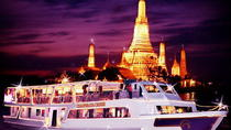 Romantic Dinner Cruise on Chaophraya River in Bangkok, Bangcoc