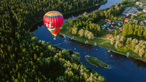 Hot Air Balloon Flight Over Sigulda National Park, Riga