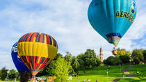Vilnius Hot Air Balloon Flight in Higher Altitude, Vilnius, Balloon Rides