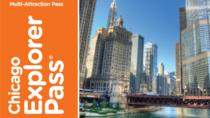 Chicago Explorer Pass, Chicago, Sightseeing och stadspaket