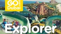Dubai Explorer Pass with At The Top Burj Khalifa, Dubai, Sightseeing Passes