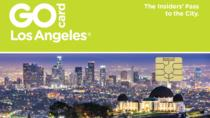 Go Los Angeles-kort, Los Angeles, Sightseeing og bypass