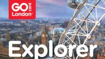 London Explorer Pass, London, Day Cruises