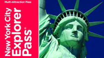 New York City Explorer Pass, New York City, Sightseeing och stadspaket