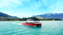 Lake Wakatipu Catamaran Cruise from Queenstown, Queenstown, Jet Boats & Speed Boats