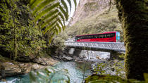 Milford Sound Coach & Scenic Cruise ex Te Anau with International Buffet Lunch, Te Anau, Day Trips