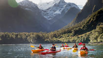 Milford Sound Coach, Nature Cruise and Kayak with buffet lunch, Queenstown, Kayaking & Canoeing