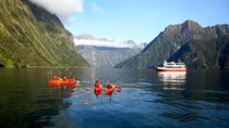 Milford Sound Cruise with Optional Kayak Tour, Fiordland & Milford Sound, Multi-day Cruises