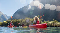 Milford Sound Cruise with Optional Kayak Tour, Fiordland & Milford Sound, Day Cruises