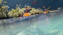Milford Sound Scenic Flight with Cruise and Kayak Tour, Queenstown, Kayaking & Canoeing