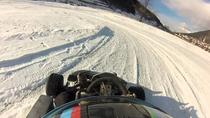 Ice Kart experience in Cadore, Cortina d'Ampezzo, Ski & Snow