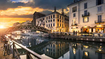 Milan Personal Shopper Experience in the Navigli Canal District, Milan, Walking Tours