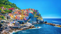 Private Full-Day Cinque Terre Five Villages Train Tour from La Spezia, Cinque Terre
