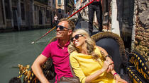 Private gondola ride off the beaten path in Venice, Venice, Gondola Cruises