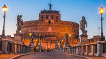 Rome: 3 hour Tour of Castel Sant'Angelo and St Peter's Basilica, Rome, Private Sightseeing Tours