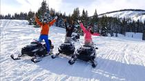 Snowmobile Experience in Sestriere, Piedmont og Liguria