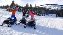 Snowmobile Safari in the Beautiful Dolomites, Veneto, Ski & Snow